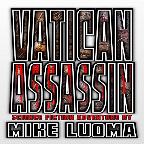Vatican Assassin audiobook cover art