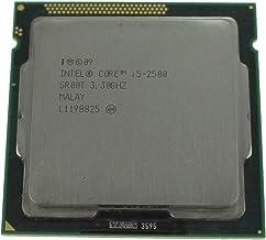Intel Core i5-2500 Processor 3.30 GHz (Renewed)