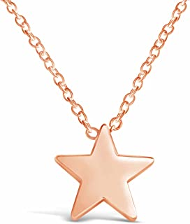 Rosa Vila Tiny Star Necklace, You are My North Star, Reach for The Stars Necklace, Dainty Star Pendants for Women, Dainty and Simple Necklace, Mother's Day