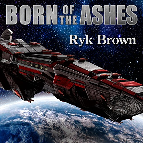 Born of the Ashes audiobook cover art