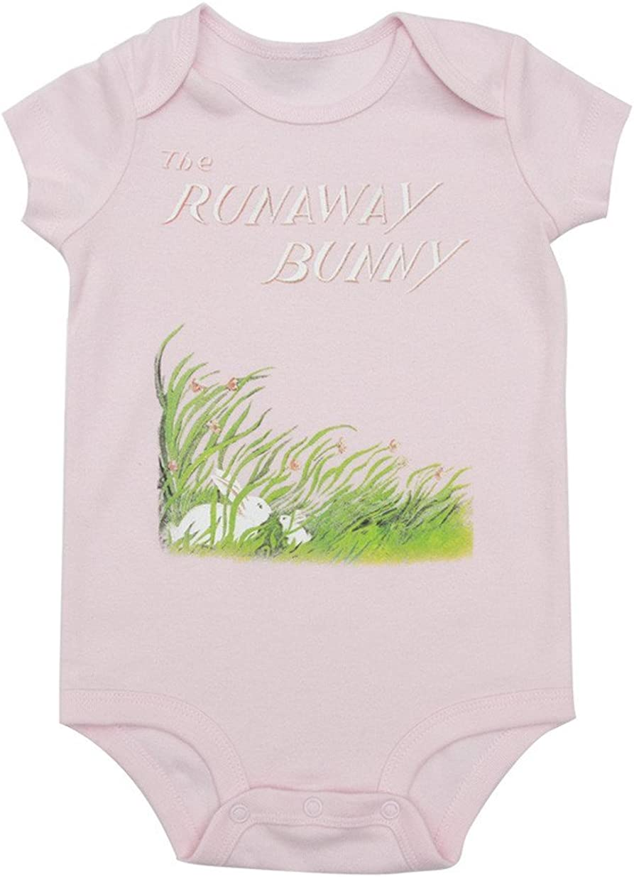 Out of Print Infant Runaway Bunny Bodysuit 18 Month