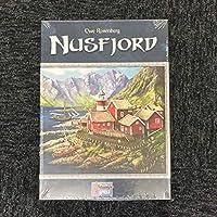 ヌースフィヨルド NUSFJORDウヴェ・ローゼンベルクボードゲーム