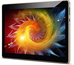Padgene Tablet 10 Zoll, 10.1 Zoll Android Tablet mit Quad Core, 2GB RAM 32GB ROM, 2MP..