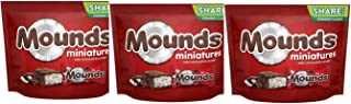 Mounds Miniature Chocolates - 10.3oz(pack of 3)