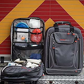 کوله پشتی پزشکی Shield New Gear ، کمکهای اولیه ، کیسه کوچک تروما در پاسخ به اورژانس ، EMT ، پیراپزشکی ، پرستار ، بهداشت خانه ، ضد میکروبی- UN بسته بندی شده