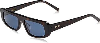 DKNY Women's Dk518s Rectangular Sunglasses