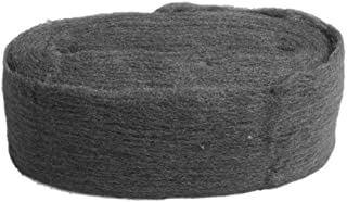 3.3m Grade 0000 Steel Wool Roll, Super Fine Wire Wool Pad for Glass Furniture Tray Metal Precision Tool Cleaning Polishing or Photography