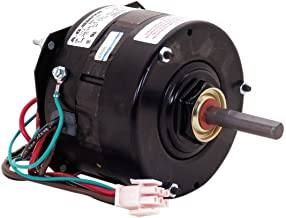 A.O. Smith OEV1006 1/12 HP, 1050 RPM, 1 Speed, 42Y Frame, CWLE Rotation, 1/2-Inch by 2-3/4-Inch Flat Shaft OEM Direct Replacement