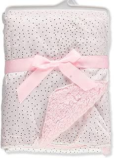 Bon Bebe Baby Infant Sparkle Sherpa Blanket