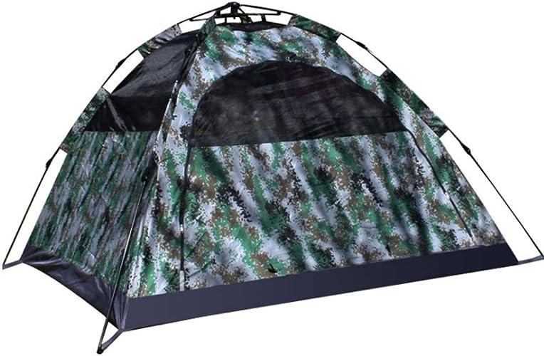 LINDANIG Tente de Camouflage 3 Personnes ou 4 Personnes pour Tente Sauvage