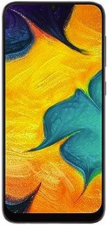 Samsung Galaxy A30 SM-A305G/DS Dual SIM 3GB RAM 32GB GSM Unlocked No Warranty - Black