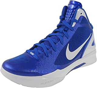 Nike Men's Hyperdunk TB Basketball Shoe 454143-400 Varsity Royal/White Size 13