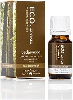 ECO. Modern Essentials Aroma Cedarwood Pure Essential Oil, 10 milliliters