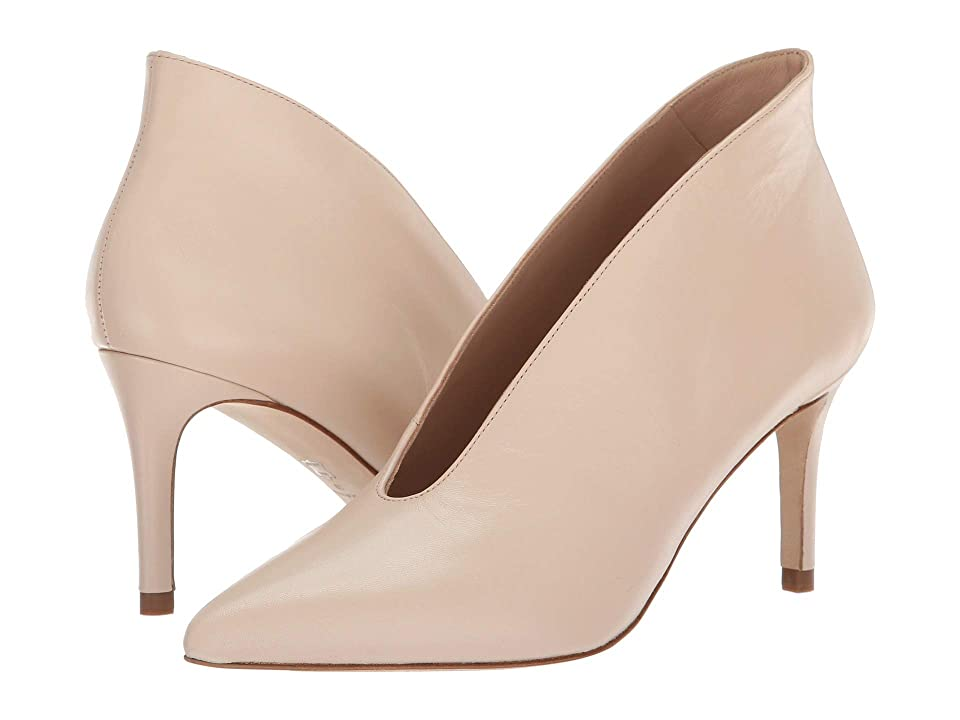 L.K. Bennett Corrina (Bone Nappa Leather) High Heels