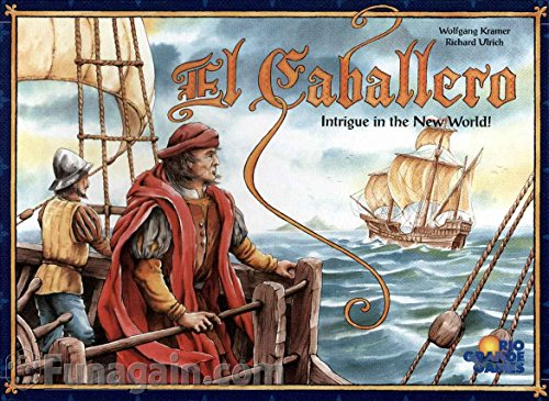 Schmidt Spiele 48120 - EL Caballero