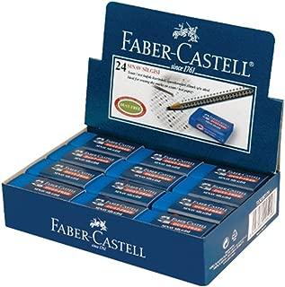 Faber Castell Sınav Silgisi 24 Adet Mavi