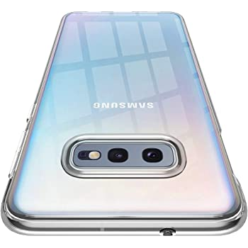 Spigen Liquid Crystal (Air) Designed for Samsung Galaxy S10e Case (2019) - Crystal Clear