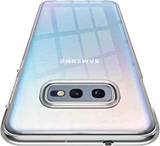 Spigen Liquid Crystal designed for Samsung Galaxy S10e case / cover - Crystal Clear