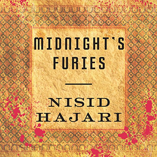 Midnight's Furies audiobook cover art