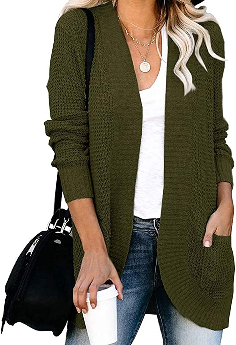 Fulision Women's Jumpers Sweatshirts Sweater Cardigan Warm Fashion Knitwear