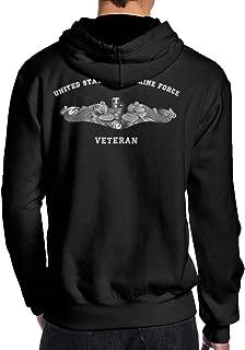 US Submarine Service Veteran Classic Sweatshirts Pullover Hoodie Sweatshirt Long Sleeve Hooded Sweatshirt