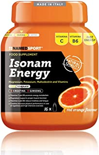NAMED ISONAM ENERGY 480 GR Arancio