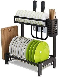 rangement et organisation de cuisine Fournitures de cuisine étagère de rangement économiseur d'espace de comptoir Présento...