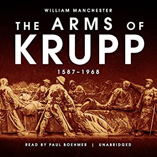 The Arms of Krupp cover art