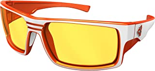 Eyewear Thorn Polarized AntiFog Sunglasses - 2-Tone (PHOTO WHITE-ORANGE / YELLOW LENS 76% - 27% ANTI-FOG)