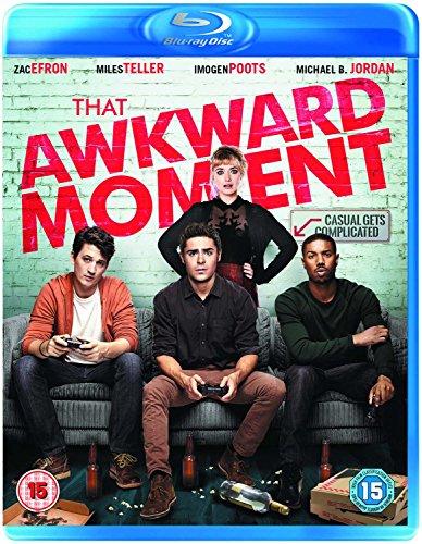 That Awkward Moment [Blu-ray] [Reino Unido]