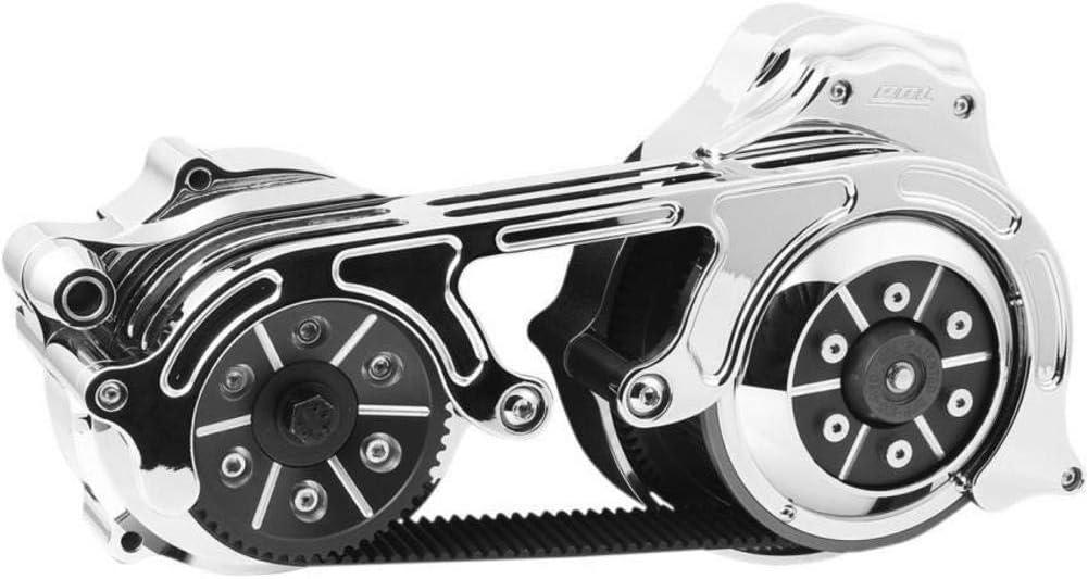 Belt Drives Ltd 2in. Open Drive service Kit - Chrome Denver Mall TC2PS2C