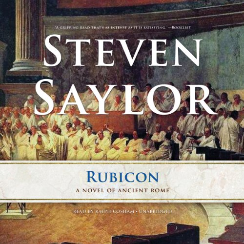 Rubicon audiobook cover art