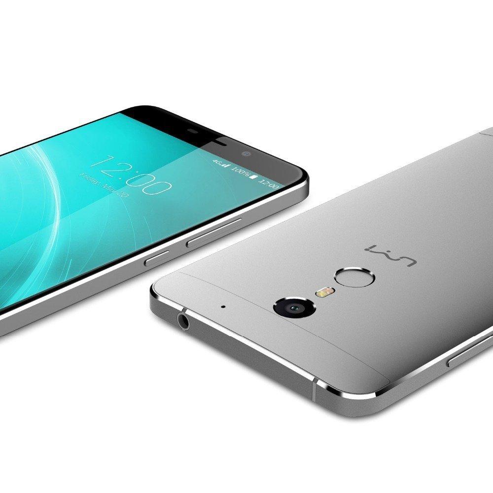 UMI Max Smartphone 5.5 pulgadas pantalla, 4 G Dual SIM, Helio P10 Octa Core Procesador, 4000 mAh, 3 GB RAM/16GB ROM, Huella Dactilar, Android 6.0 (gris): Amazon.es: Electrónica