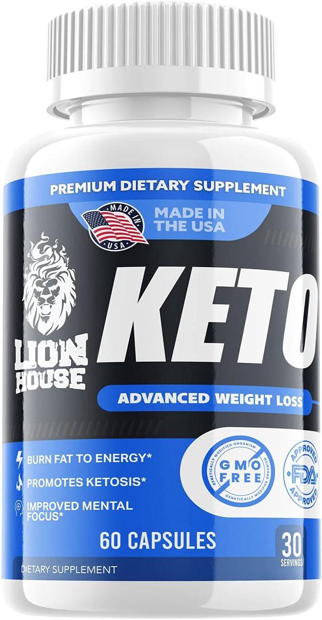 Lion House Keto Pills Advanced Burn Diet Direct sale of manufacturer Suppl Ranking TOP1