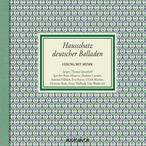 Hausschatz deutscher Balladen audiobook cover art