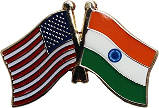 Flagline India - Friendship Lapel Pin