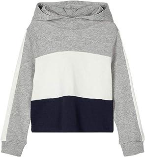Name IT Vitina Color Block Sweat-shirt pour fille