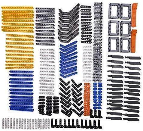 X100 nouveau noir LEGO TECHNIC compatible Link Tread fixation poignée en caoutchouc 24375