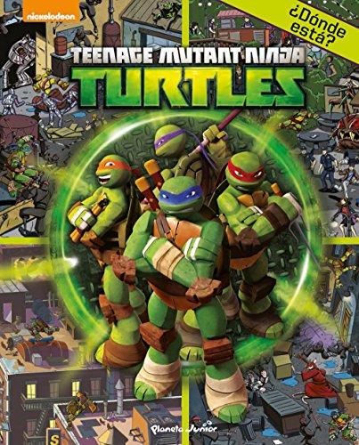 Las Tortugas Ninja. ¿Dónde está?