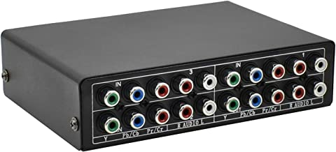 Best component audio switch Reviews