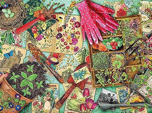 Ceaco Aimee Stewart - Vintage Garden Puzzle (1000 Piece)