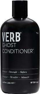 Verb Acondicionador fantasma, acondicionador vegano con aceite de moringa, hidrata y suaviza el encrespamiento.