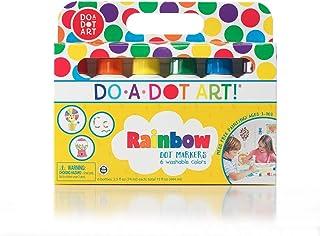 Do A Dot Art Markers - Rainbow 6 pack