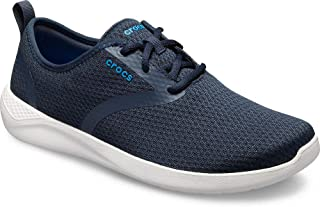 Crocs Men's LiteRide Mesh Lace Shoe