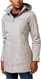 Women's Insulated Ancha Down Parka Metallic Stone Small