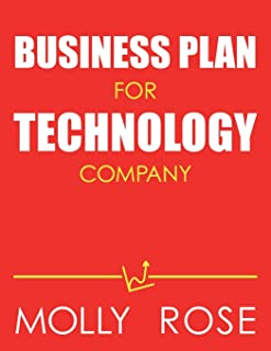 Business Plan For Technology Company