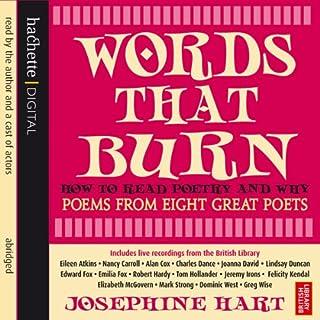Words That Burn cover art