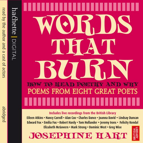 Words That Burn audiobook cover art