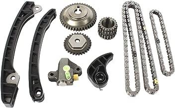 DNJ TK627 Timing Chain Kit for 2009-2011 / Nissan/Versa / 1.6L / DOHC / L4 / 16V / 1598cc / HR16DE