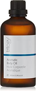Trilogy Aromatic Body Oil for Unisex, 3.3 Ounce